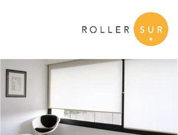 Imagen de Cortina Roller Sunscreen 5% - S20 (Tubo 40 mm) - ASISTIDO - CADENA METALICA