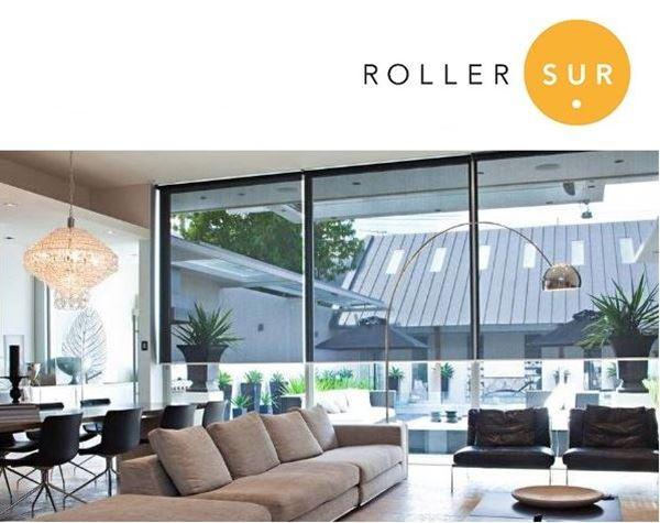 Imagen de Cortina Roller Sunscreen fv 5% - S15 (Tubo 40 mm) - CADENA PLASTICA