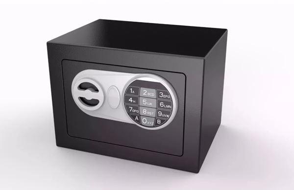 Imagen de Caja Fuerte Digital Electronica - 17SCI