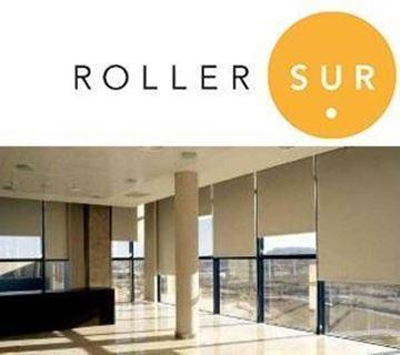 Imagen de Cortina Roller Screen 14%  - S20 (Tubo 50 mm) - ASISTIDO - CADENA PLASTICA