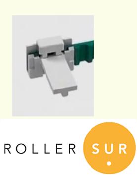 Imagen de Clip de union de la cinta para Riel Motorizado